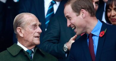 Prince William Gives Update On Prince Philip Health Condition