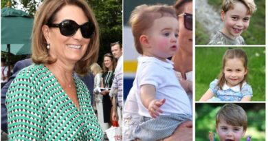 Carole Middleton Reveals Fun Activities With George, Charlotte, Louis And Arthur