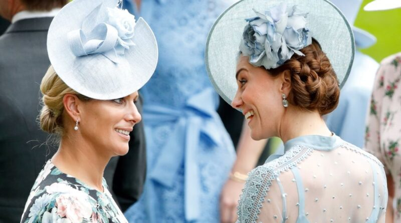 How Duchess Kate And Zara Tindall Share The Same Motherhood Bond