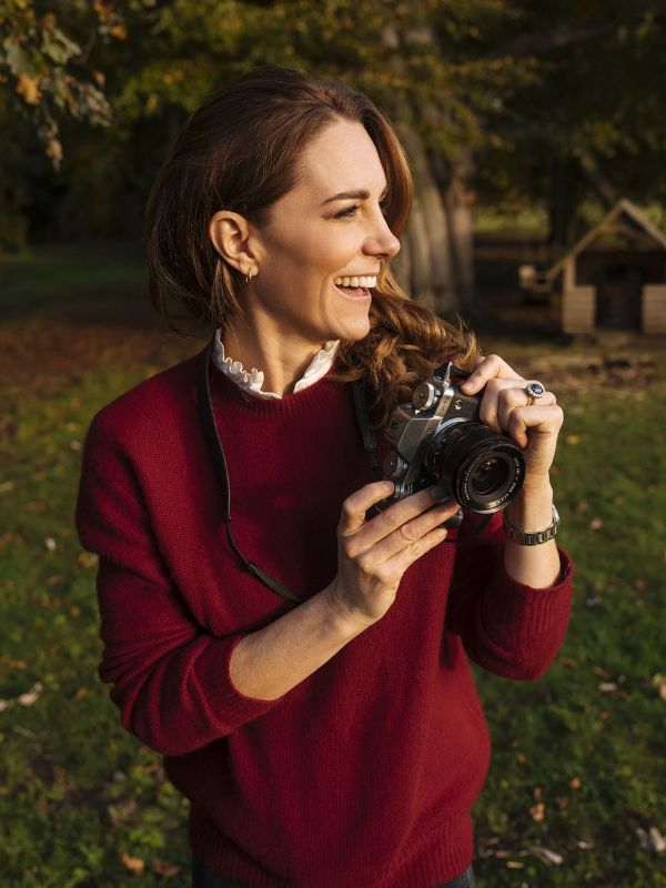New Photo Of Duchess Of Cambridge Revealed As She Announces New Book