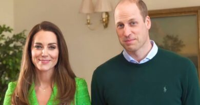Prince William And Kate Make Surprise Appearance On St Patrick's Day