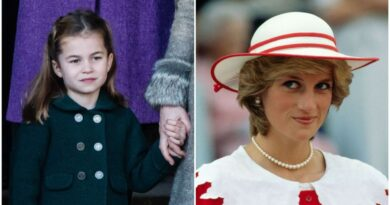 Princess Charlotte Reveals Same Love With Grandma Diana In Her Card