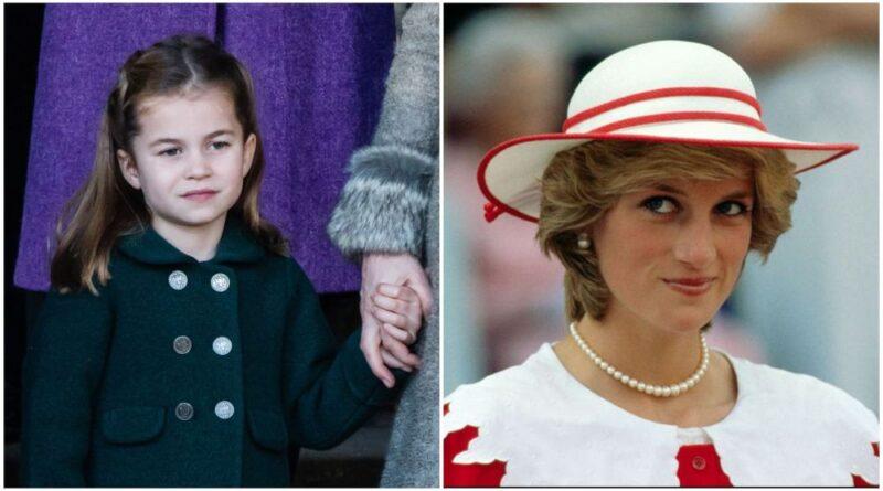 Princess Charlotte Reveals Same Love With Grandma Diana In Her Card