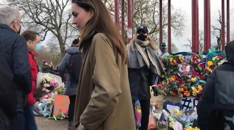 Touching Reason Behind Duchess Kate Visit To Sarah Everard Memorial