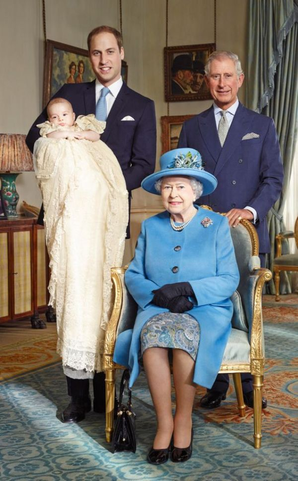 Queen Charles William George