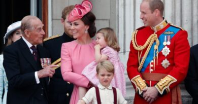 How Prince Philip's Death With Affect George, Charlotte And Louis