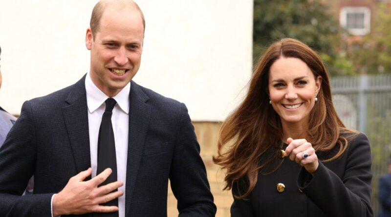 How William And Kate Paid Tribute To Prince Philip With Latest Outing