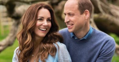 Prince William And Kate Release New Photos To Mark 10th Wedding Anniversary