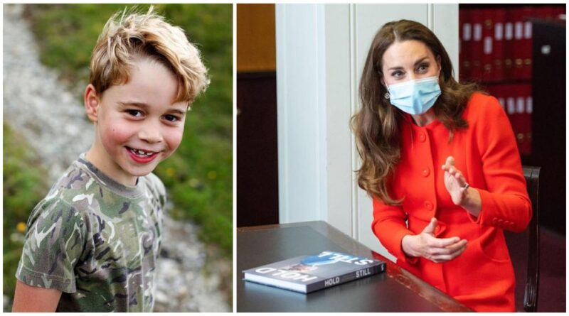 Duchess Kate Received Fitting Gift For Prince George During Latest Outing