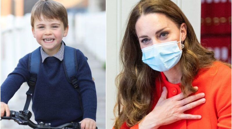 Duchess Kate Revealed Prince Louis New, Adorable Hobby