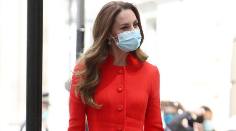 Duchess Kate Teases Royal Fans Just As Her New Book Launches