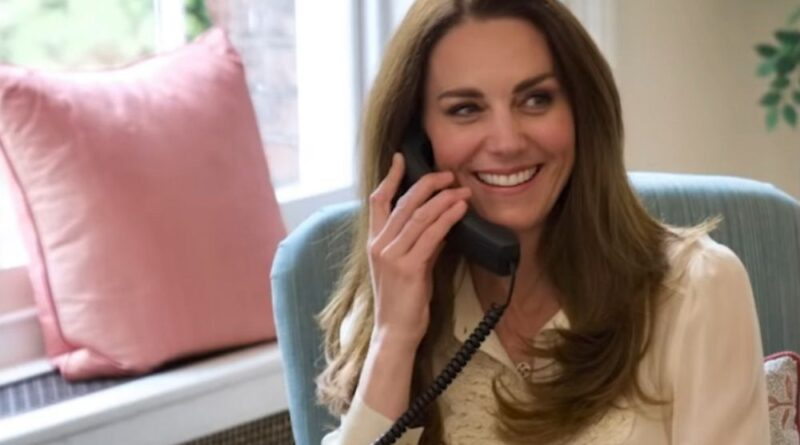 Kate Shares New Video Of Phone Call With Entrants To Her Photo Project