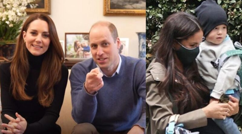 Prince William And Kate Mark Archie's Birthday With New Post