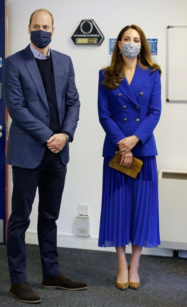 Prince William And Kate All Smiles As They're Reunited For Scotland Tour