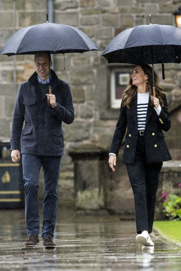 Prince William And Kate Spotted During A Secret Date Night In St Andrews