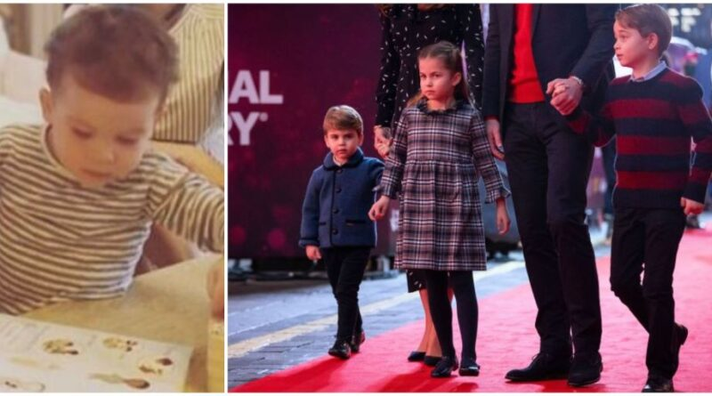 The Different Names George, Charlotte, Louis And Archie Call Princess Diana