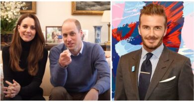 William And Kate Team Up With Beckham For Mental Health Campaign