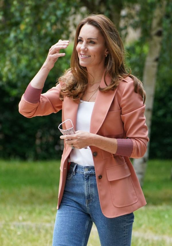 Duchess Kate Surprises School Children With Gift From Anmer Hall