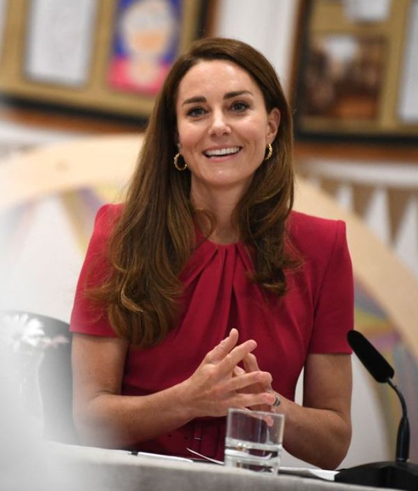 Duchess Of Cambridge Kate Reveals She Can't Wait To Meet Niece Lilibet