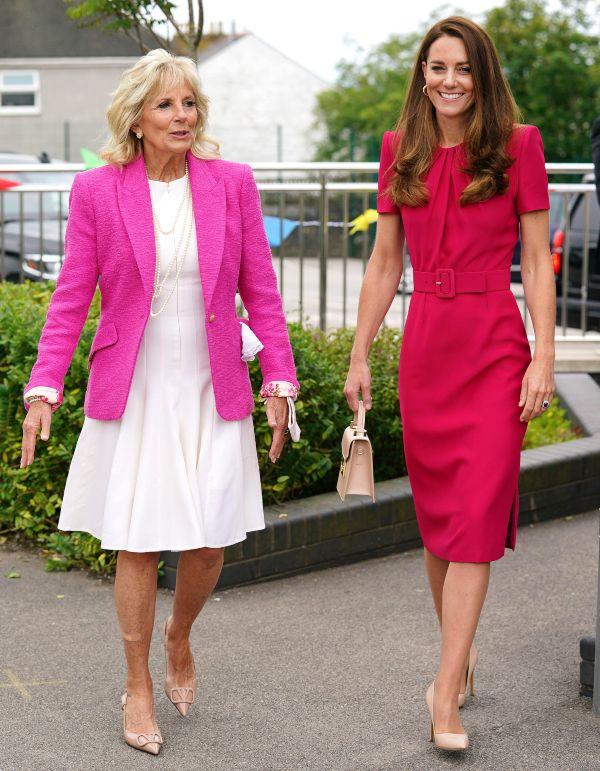 Duchess Of Cambridge Reveals She Can't Wait To Meet Niece Lilibet