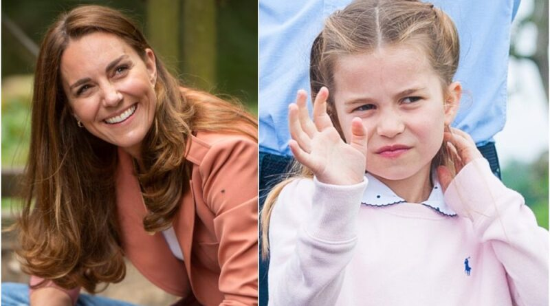 How Kate Paid Tribute To Princess Charlotte A Natural History Museum