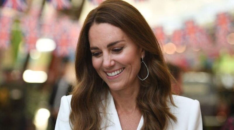 How Kate Paid Tribute To Princess Diana During Last Outing
