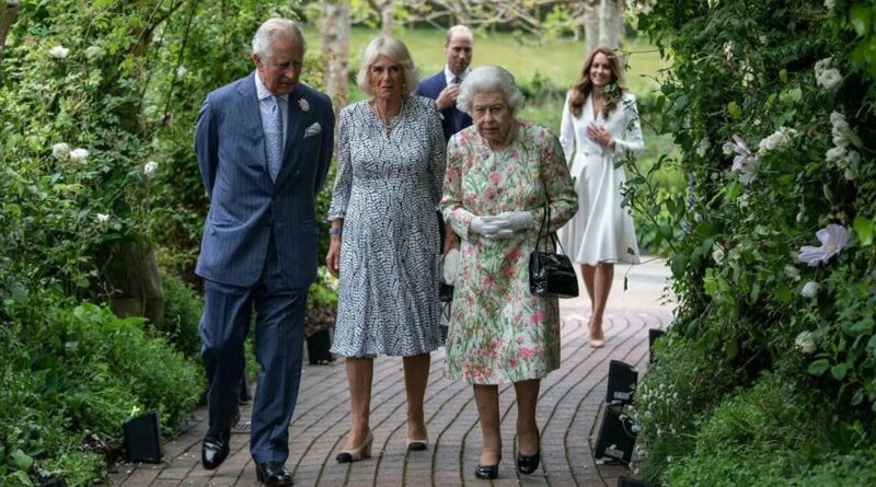 Kate Caught Greeting Prince Charles With Very Personal Nickname