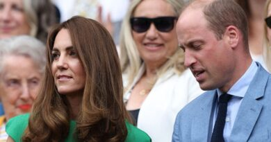 Duchess Kate Is Back For Wimbledon Women's Final After Self-Isolating