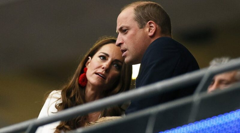 Prince William Condemns Racist Abuse Of England Players