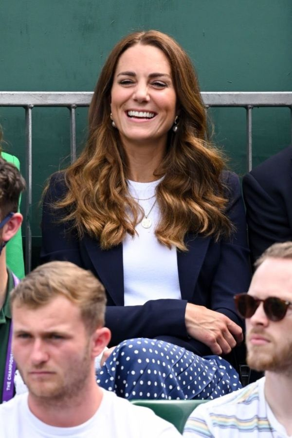 The Duchess of Cambridge was in attendance at Wimbledon (2)