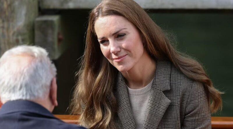 Duchess Kate Goes Abseiling And Mountain Biking During Cumbria Trip