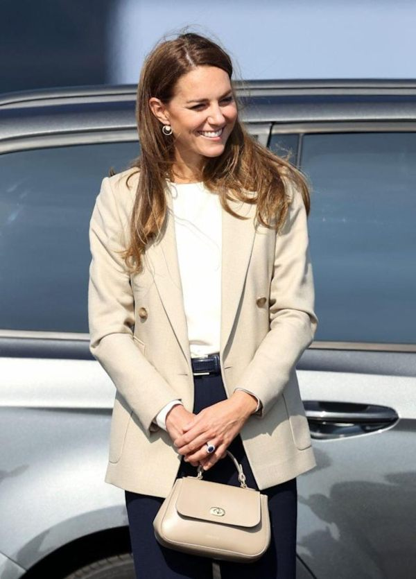 Duchess Kate Thanked Heroes of Afghanistan Evacuation During First Outing