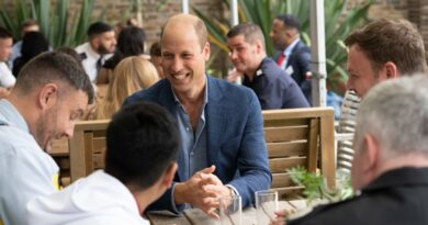 PRINCE WILLIAM MEETS WITH FANS DURING FIRST OUTING AFTER THE SUMMER BREAK