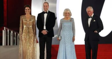 Prince William And Kate Arrived At Glitzy Premiere Of New James Bond