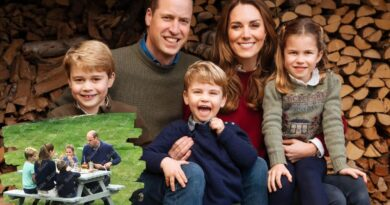 William And Kate Seen Enjoying Pub Lunch With The Children