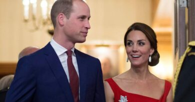William, Kate And The Kids Attended James Middleton Wedding
