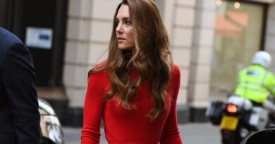 Catherine, Duchess Of Cambridge attends the Action Addiction campaign 10