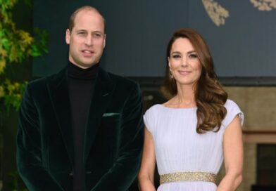 Prince William And Kate Stun Crowds As They Arrive At Earthshot Awards