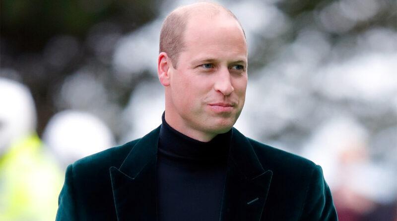 Prince William MI5