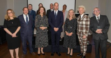Prince William marks 40th anniversary of The Passage