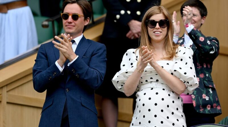 Princess Beatrice Reveals Baby Daughter's Name With New Photo